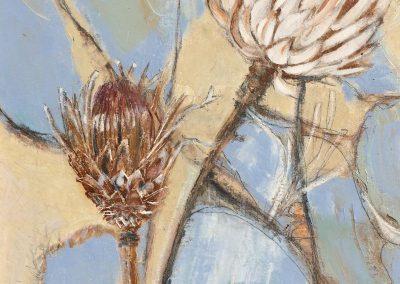 Dried Protea